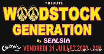 Tribute Woodstock Génération By Sealsia Cherrydon vendredi 31 juillet 2020 - Unidivers