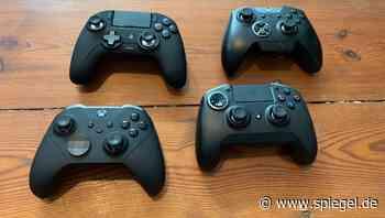 Playstation 4, PC und Xbox One im Test: Profi-Controller im Test