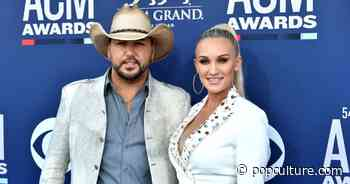 Brittany Aldean Feels Like a 'Big Sister' to Jason Aldean's Older Daughters - PopCulture.com