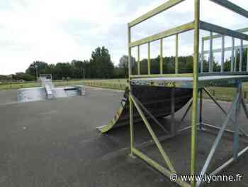 Travaux - Un nouveau skatepark sortira de terre en septembre à Migennes - L'Yonne Républicaine