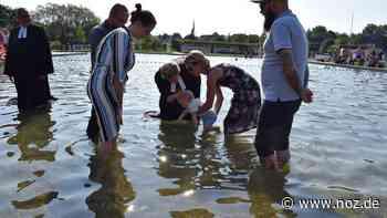 Evangelische Gemeinde Hasbergen sagt Taufen im Naturbad wegen Coronavirus ab - noz.de - Neue Osnabrücker Zeitung