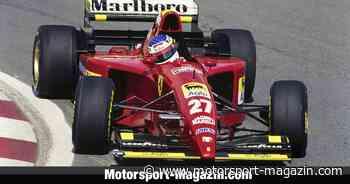 Formel 1 heute vor 25 Jahren: Sebastian Vettel gefällt das! - Motorsport-Magazin.com