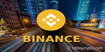 Zilliqa (ZIL) Staking to be Available on Binance Soon - BitBoy Crypto