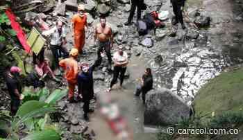 Joven se ahogó en la Cueva de los Aviones - Caracol Radio