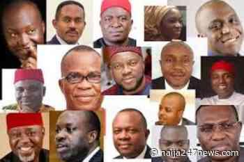 Anambra 2021: Heads jam for Awka Government House - Naija247news