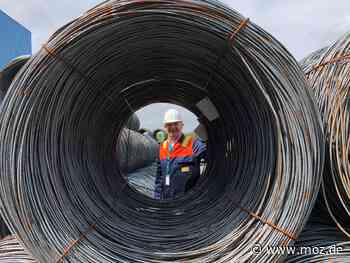Stahlindustrie: Woidke hat in Hennigsdorf für Riva gute Nachrichten im Gepäck - Märkische Onlinezeitung