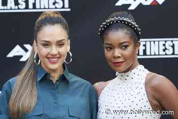 Gabrielle Union & Jessica Alba's police drama delayed amid cop protests - Hollywood.com