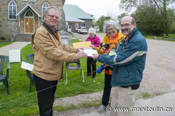 Little Current United Church congregation says farewell to Allards - Manitoulin Expositor