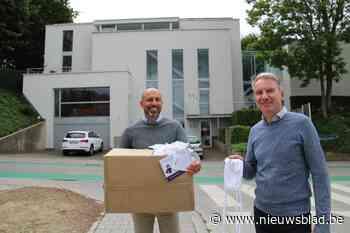 """Meisese KMO verlegt focus naar beschermingsmateriaal: """"Je mo... (Meise) - Het Nieuwsblad"""