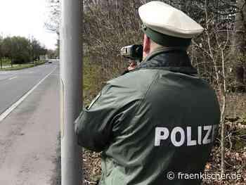 Haundorf + Herrieden + Heilsbronn: +++Geschwindigkeitskontrollen bringen Straftaten ans Licht +++ - Fränkischer.de