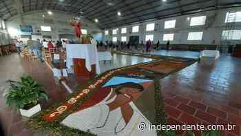 Vale do Taquari encontra forma de celebrar Corpus Christi - independente