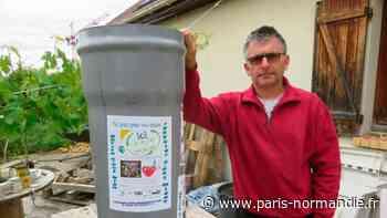 Près du Havre, un habitant d'Octeville-sur-Mer collecte les déchets difficilement recyclables - Paris-Normandie