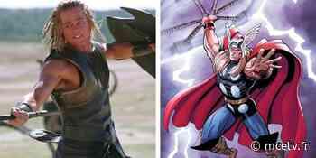 Brad Pitt aurait-il pu interpréter le Thor de Kenneth Branagh ? - Mce tv