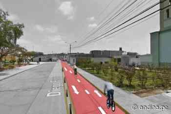 Reque en bici: municipio implementará cuatro kilómetros de ciclovías - Agencia Andina