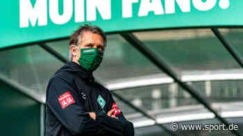 """Werder Bremen: Frank Baumann attackiert VfL-Wolfsburg-Coach Oliver Glasner: """"Abenteuerlich und absurd&q... - sport.de"""