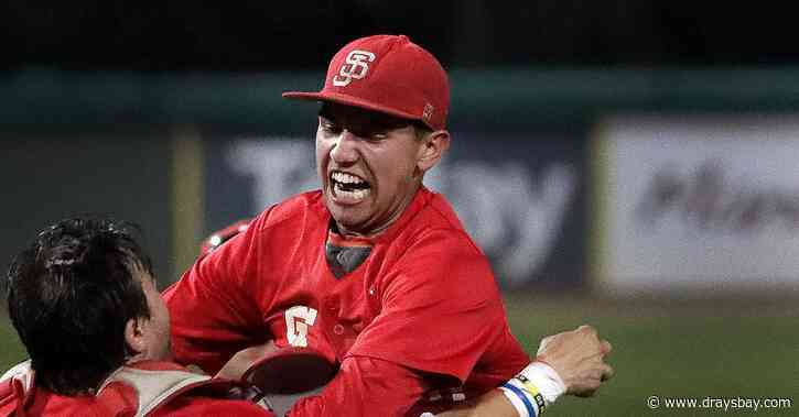 2020 MLB draft: Tampa Bay Rays select LHP Ian Seymour with the No. 57 pick