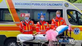 La piccola ha fretta di nascere: giovane mamma partorisce in ambulanza - BresciaToday