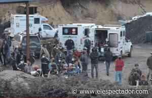 Once mineros muertos y cuatro heridos deja explosión en Cucunubá - El Espectador