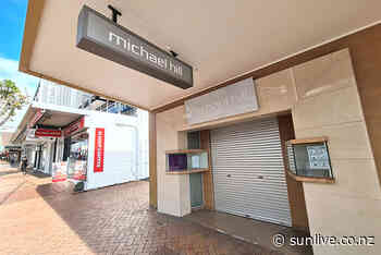 Michael Hill Jeweller closes Tauranga store - The Bay's News First - SunLive