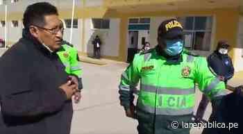 Puno: Escándalo en hospital de Ayaviri por detención de médico [VIDEO] - LaRepública.pe