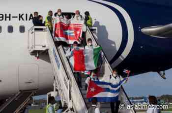 Heroes of Lombardy arrive back in Cuba - Asia Times