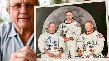Wie ein Würzburger an das Autogramm von Neil Armstrong kam - mainpost.de