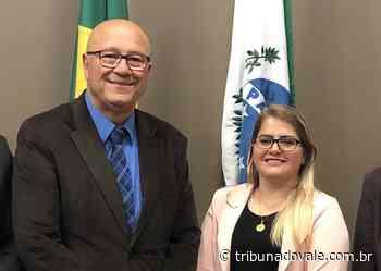 Obras em Arapoti são resultados da boa gestão da prefeita Nerilda, diz Romanelli - Tribuna do Vale
