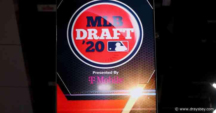 2020 MLB draft: Tampa Bay Rays select RHP Hunter Barnhart with the No. 96 pick