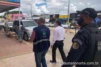 Quatro lojas são fechadas em Parnamirim por descumprirem normas de decreto estadual - Tribuna do Norte - Natal