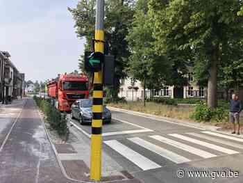 Al meer dan 2.000 pv's voor links afdraaien, groene pijl zorgt voor verwarring en vertraging - Gazet van Antwerpen