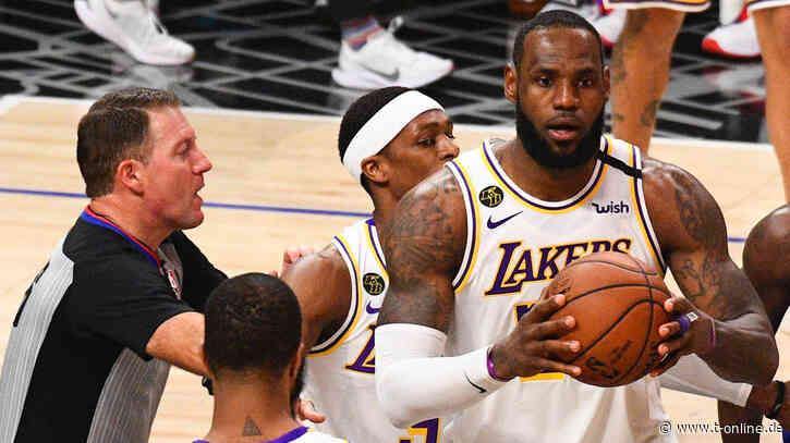 NBA: Superstar LeBron James will schwarze Wähler mobilisieren - t-online.de