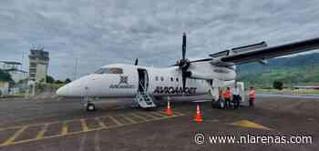 Avioandes ya vuela chárter entre Quito y Macas | Nicolás Larenas - Nicolás Larenas