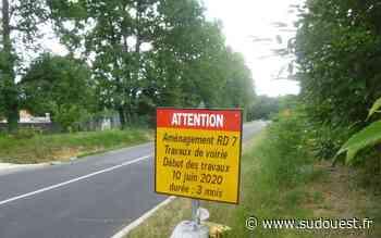 Claix (16) : la route départementale 7 en travaux à partir du 10 juin - Sud Ouest