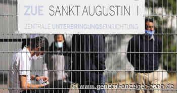 Flüchtlingsunterkunft in Sankt Augustin: Bezirksregierung widerspricht Darstellungen von Bewohnern - General-Anzeiger