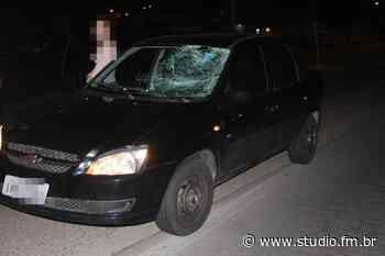Atropelamento deixa homem gravemente ferido em Garibaldi - Rádio Studio 87.7 FM