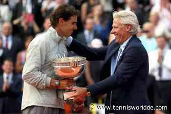 Björn Borg: Ich hätte gerne auf Sand gegen Rafael Nadal gespielt - Tennis World DE