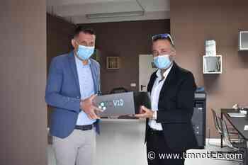 La Planum Technology dona un sanificatore ad ozono al Comune di Monteprandone ⋆ TM notizie - ultime notizie di OGGI, cronaca, sport - TM notizie