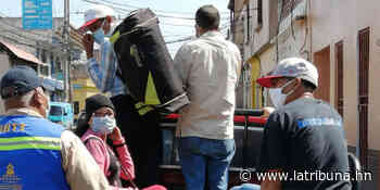 "Multas de L11,000 para ""pailitas"" con pasajeros - La Tribuna.hn"