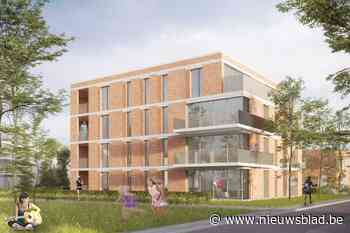 Mix van woningen en appartementen rond Borsbeekse watertoren