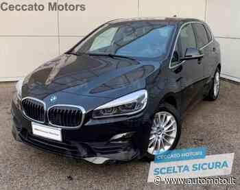 Vendo BMW Serie 2 Active Tourer 218d Advantage usata a Castelfranco Veneto, Treviso (codice 7567799) - Automoto.it
