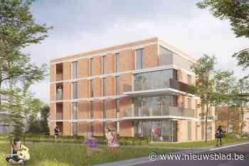 Mix van woningen en appartementen rond Borsbeekse watertoren - Het Nieuwsblad