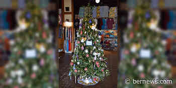 Heron Bay Wins Festival Of Trees Competition - Bernews
