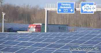 """Solarpark Bordesholm - """"Schattige"""" Stimmung im Umweltausschuss - Kieler Nachrichten"""