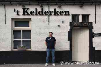 """Glenn (28) blaast 't Kelderken nieuw leven in: """"Nu hoeven Wiezenaars niet langer naar Aalst om van terrasje te genieten"""""""