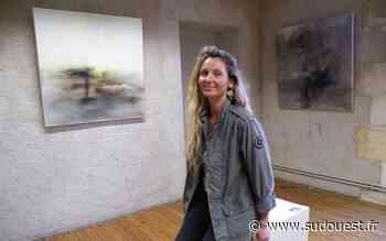 Jonzac : reprise des expositions aux Carmes avec Gali - Sud Ouest