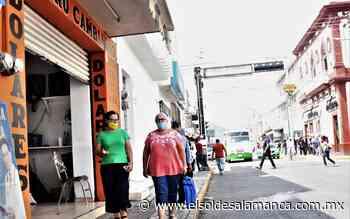 Abren negocios en Valle de Santiago con las debidas precauciones - El Sol de Salamanca