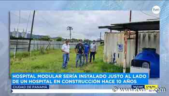 Nacionales Gobernación de Darién anuncia instalación de hospital modular en Metetí - TVN Panamá
