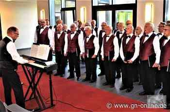 Männerchor Bad Bentheim hofft auf baldigen Neuanfang - Grafschafter Nachrichten