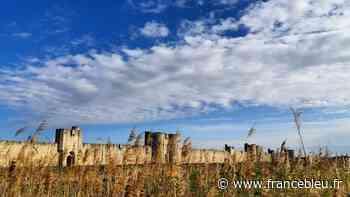 Déconfinement : les remparts d'Aigues-Mortes de nouveau accessibles à la visite - France Bleu