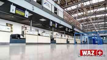 Airport Weeze braucht 6 Millionen, um nicht pleite zu gehen - WAZ News